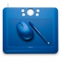 Tableta Wacom Bamboo Fun Medium 6x9 USB Azul